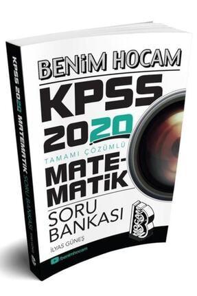 Benim Hocam Yayınları Kpss 2020 Matematik Tamamı Çözümlü Soru Bankası