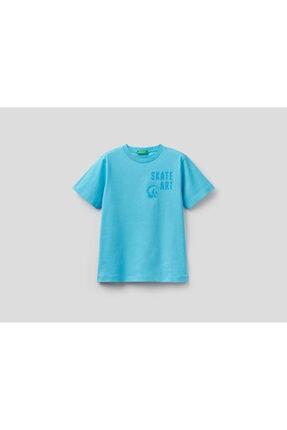 United Colors of Benetton Erkek Çocuk  T-Shirt