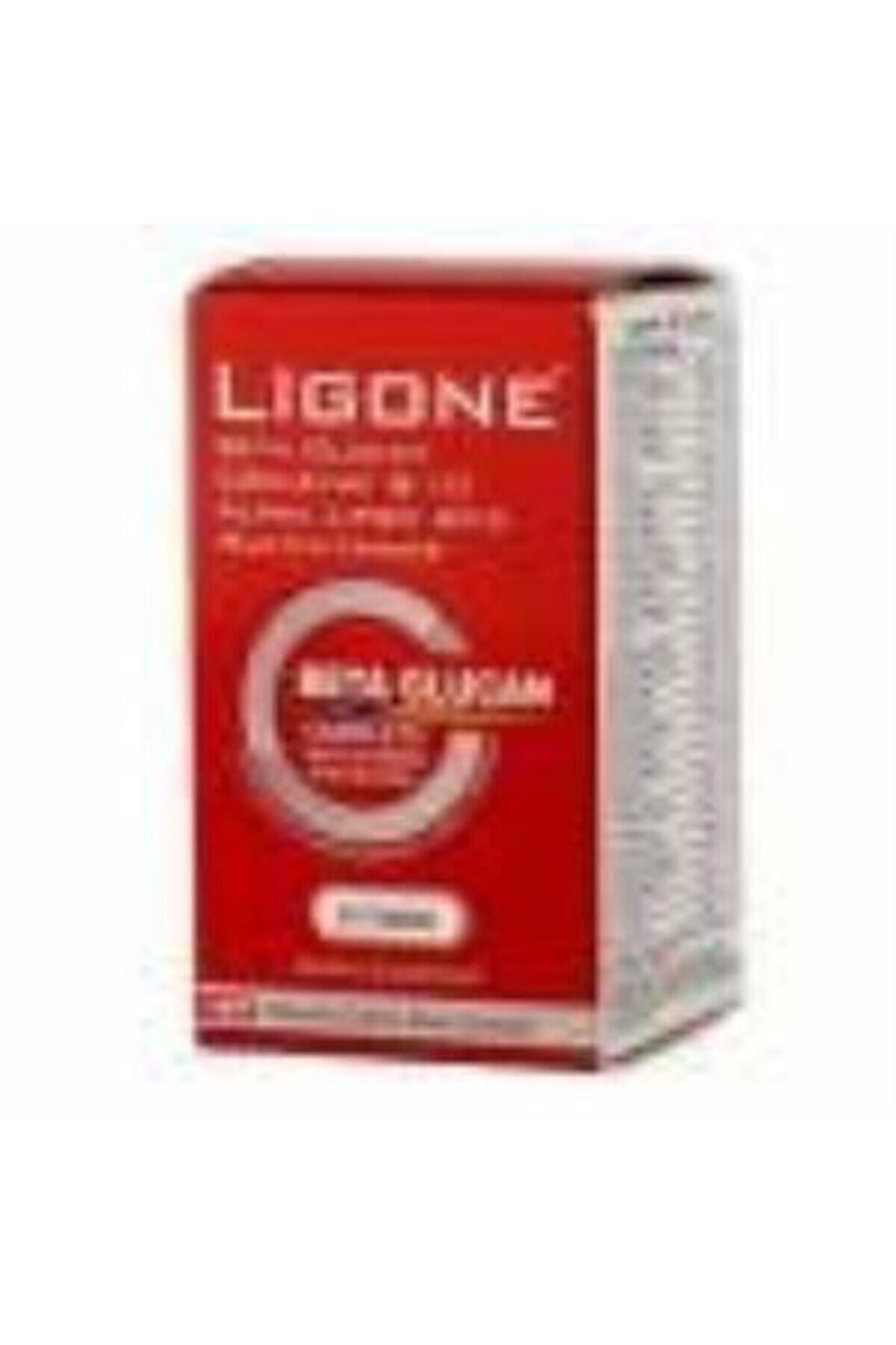 Ligone Beta-glucan Probiotic Multivitamin 30 Kapsül 1