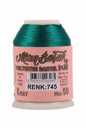 Altınbaşak 745 Numara Polyester Ip 20 Gr