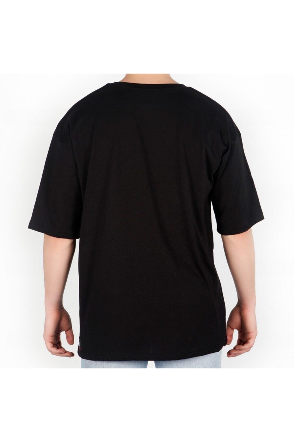 Griff st Unisex Bad Money T-shirt Black 2