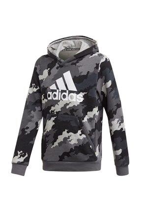 adidas Sportif Tarzda Kapüşonlu Sweatshirt