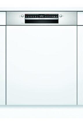 Bosch Yarı Ankastre Bulaşık Makinesi 6 Programlı Paslanmaz Çelik Smı4ıms60t