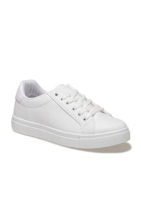 ART BELLA CS21065 1FX Beyaz Kadın Havuz Taban Sneaker 101015778