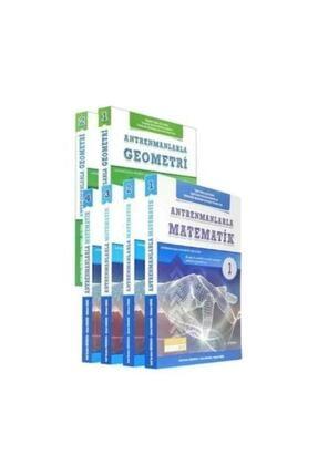 Antrenman Yayınları Antrenmanlarla Matematik 1-2-3-4 Antrenmanlarla Geometri 1-2