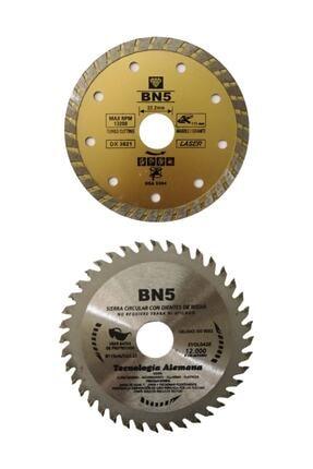 BN5 Ahşap Kesici Mermer Fayans Kesme 115 Mm Disk Seti Spiral Taşlama Kesici Diskleri