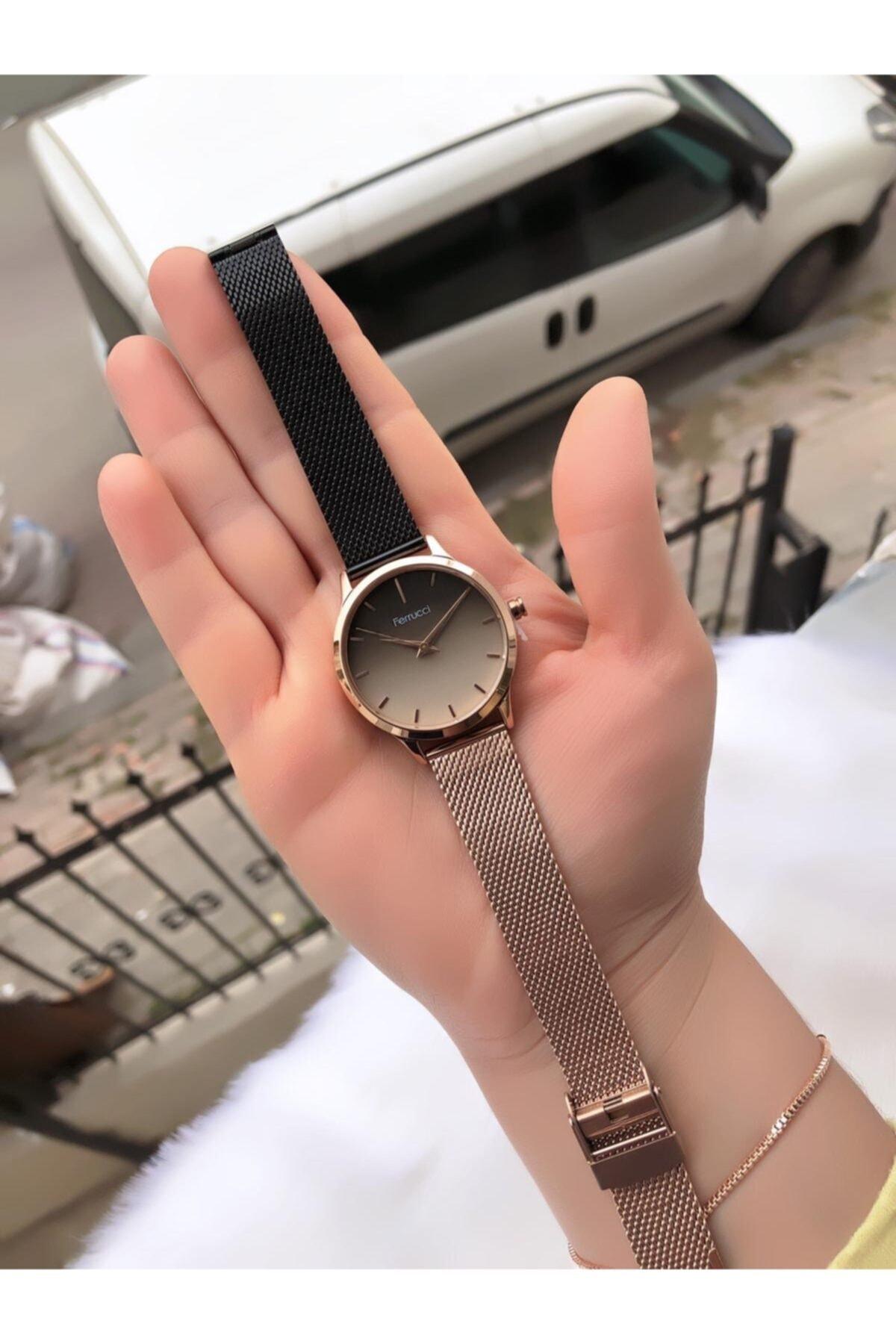 Ferrucci Kadın Saati + Bileklik 2