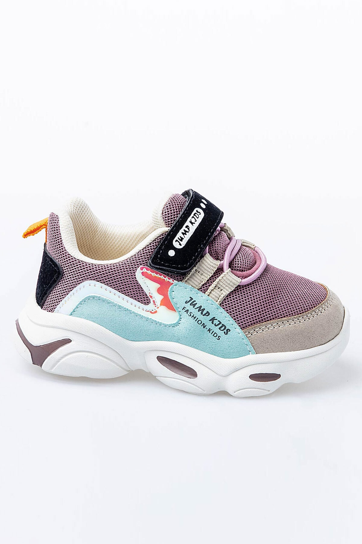 Jump Çocuk Spor Ayakkabı 25833 F Purple/beıge/mınt 1