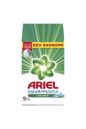 Ariel 8 kg Toz Çamaşır Deterjanı Dağ Esintisi Aqua Pudra