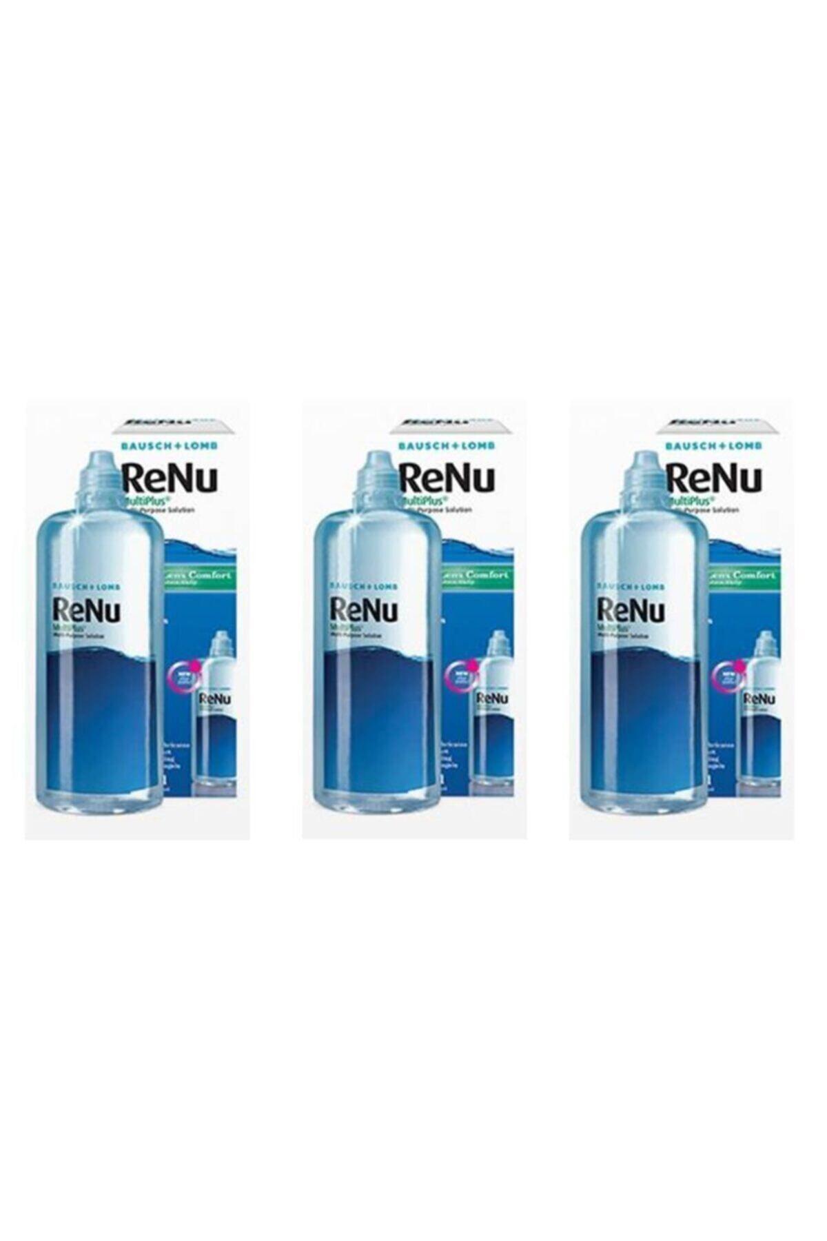 Renu Multiplus Lens Solüsyonu 360 ml 3 Adet 1
