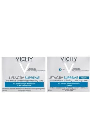 Vichy Liftactive Supreme 50 ml + Liftactive Supreme 50 ml