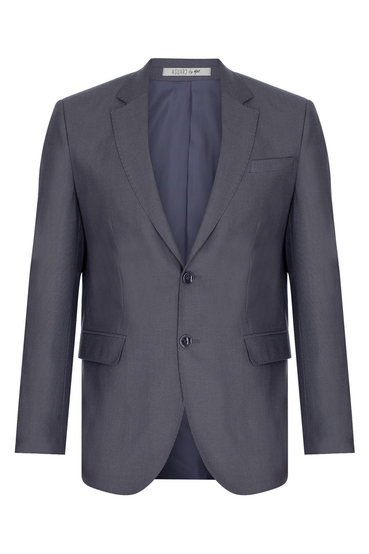 İgs Erkek Duman Barı / Geniş Kalıp Std Takım Elbise 2