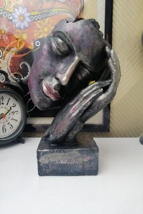 MKT SANAT Uyuyan Güzel Dekoratif Mask