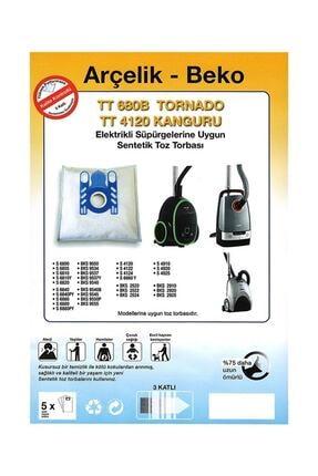 Arçelik S4120-s4122-s4124-s4910-s4920-s4925 Toz Torbası