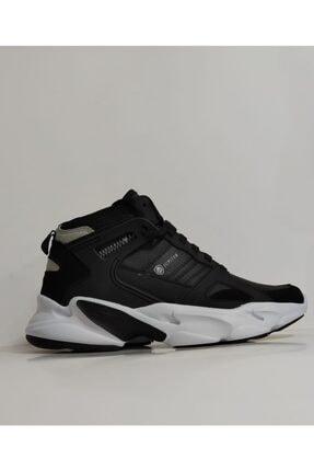 MP Unisex Siyah Basketbol Ayakkabısı