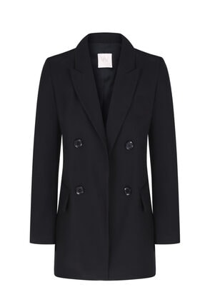 W Collection Kapamasız Rahat Kesim Ceket