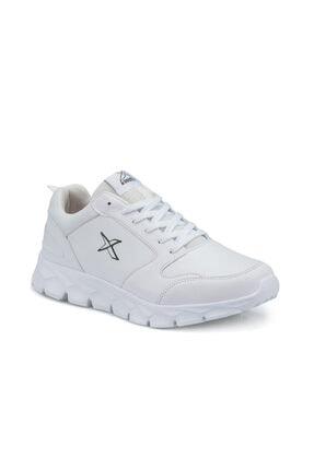 Kinetix Oka Pu Beyaz Erkek Koşu Ayakkabısı