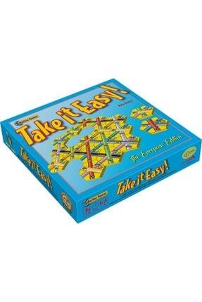 Burley Games Take It Easy Zeka Oyunu