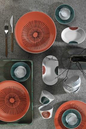 Kütahya Porselen 36 Parça 11101 Desen Kahvaltı Takımı