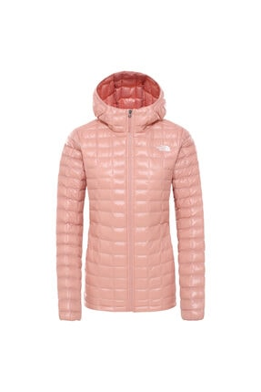 THE NORTH FACE W Eco Tball Hdie Kadın Pembe Mont Nf0a3ygnr131
