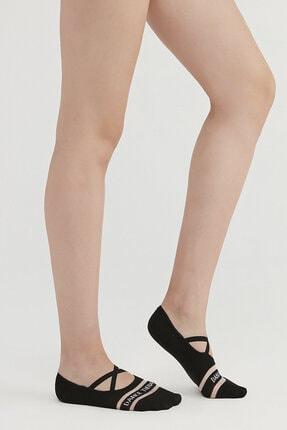 Penti Siyah Dance Bant Babet Çorap