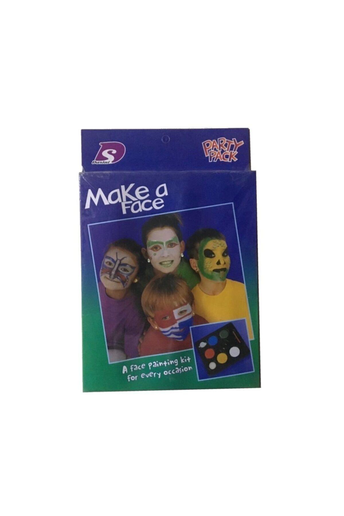 FaceLab Make At Face Yüz Boyama Çocuklar Için Yeni Eğlence 1