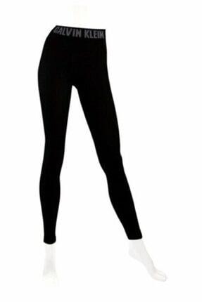 Calvin Klein Kadın Siyah Çorap Tayt