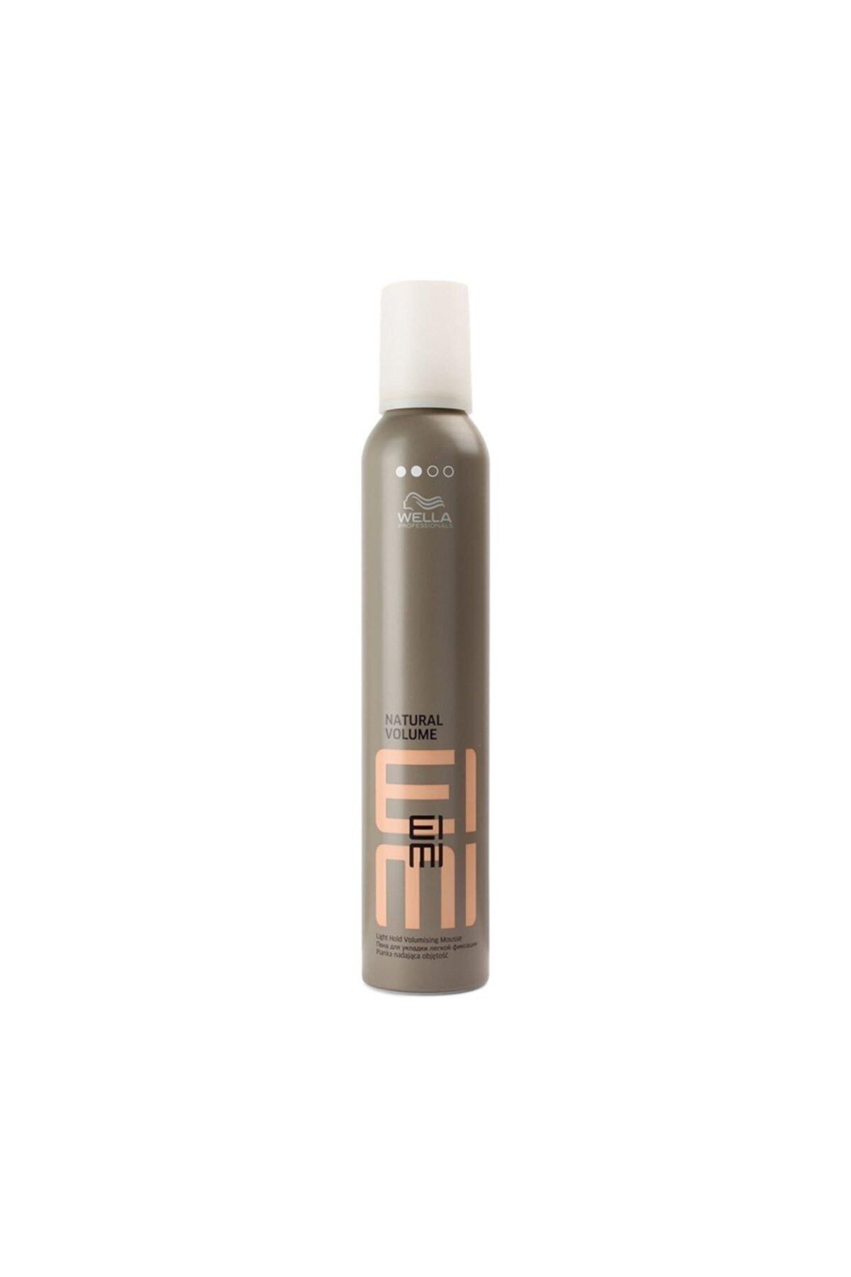 Wella Eımı Natural-volume Saç Şekillendirici Hacim Köpüğü 300 ml 4084500584457 1
