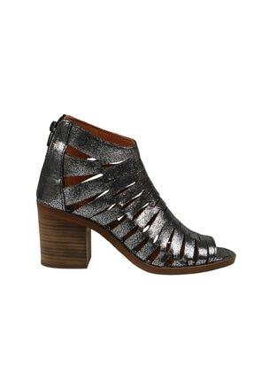 Hammer Jack Jack Siyah Crıspı Kadın Ayakkabı 448 1306-z