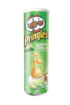 Pringles Krema Ve Soğanlı 165 Gr (sour Cream)