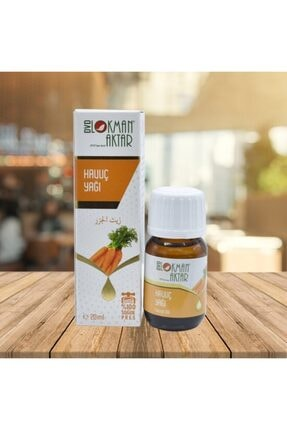 Lokman Herbal Vital Havuç Yağı 20 ml