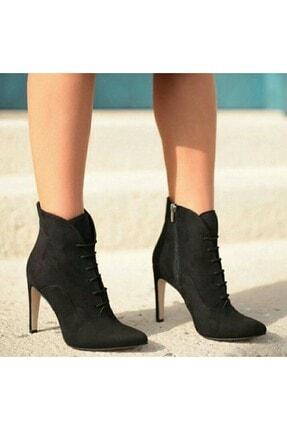 epderi Kadın Stiletto Topuklu Buti Bot