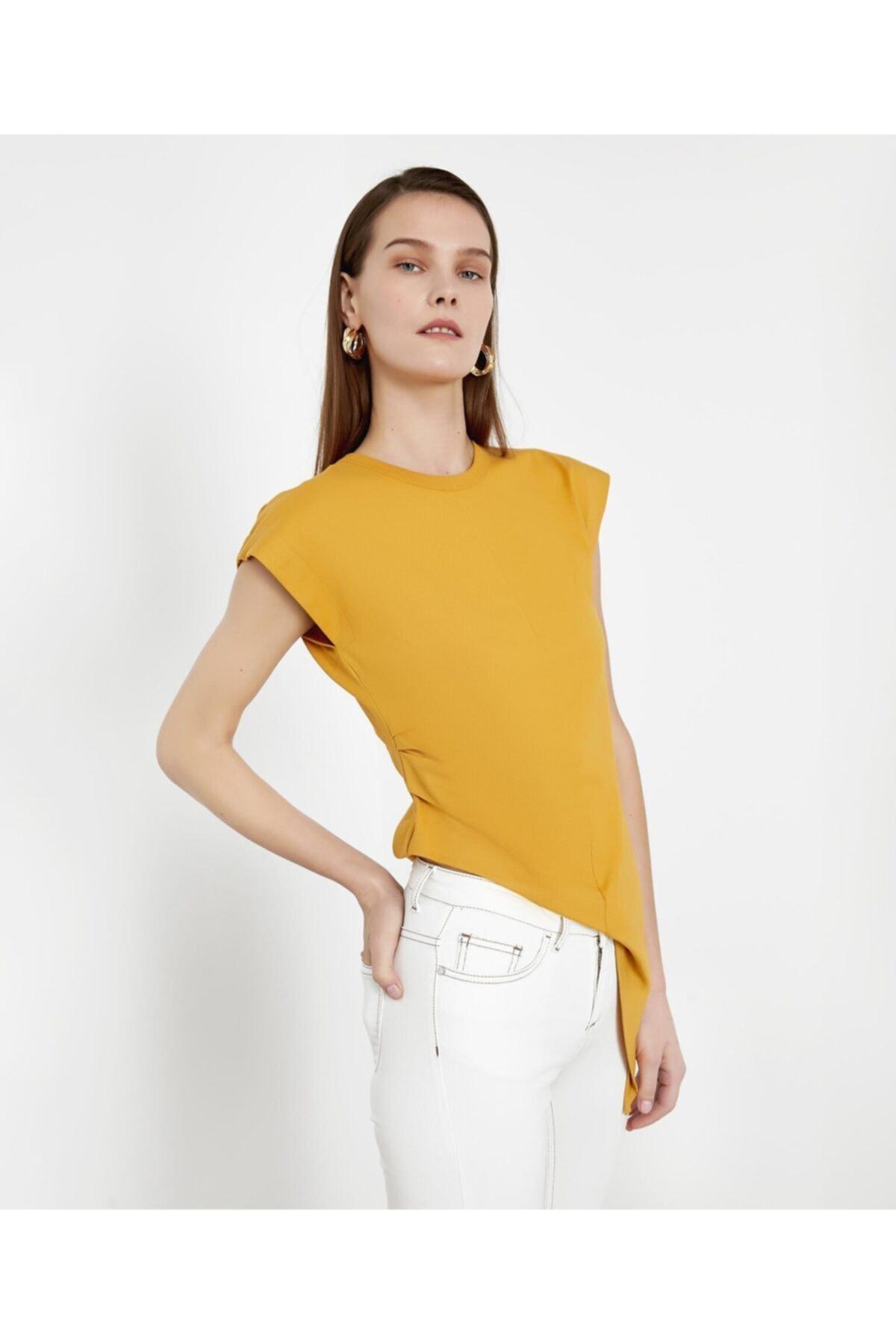 İpekyol Bağcık Detaylı Tshirt 2
