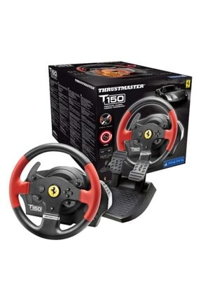 Thrustmaster T150 Ferrari Wheel Force Feedback Yarış Direksiyonu