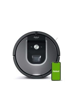 iRobot Robot Roomba 975 Akıllı Robot Süpürge - Wifi