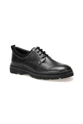 JJ-STILLER Mr2-1 Siyah Erkek Klasik Ayakkabı