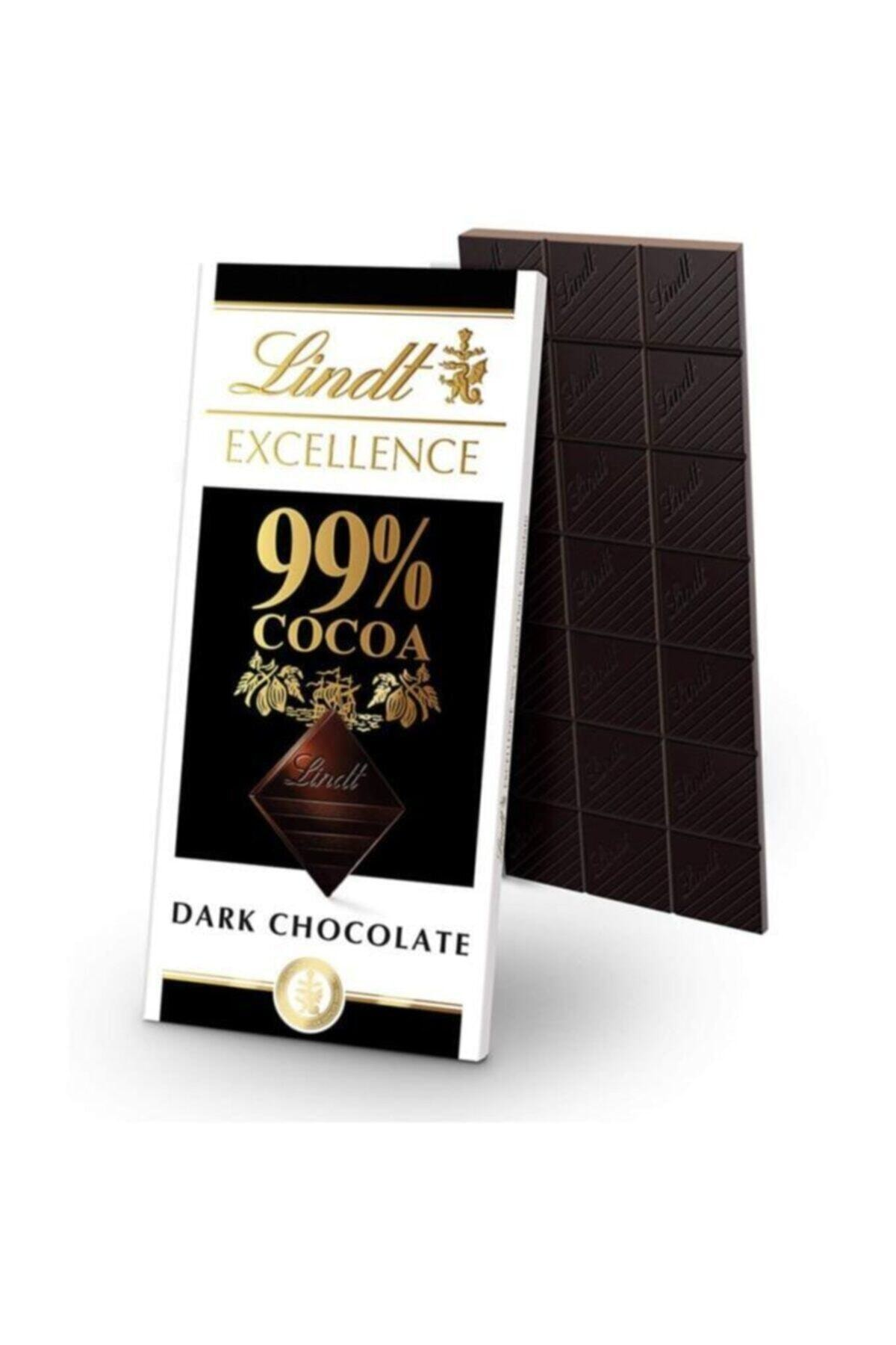 Lindt Excellence %99 Cocoa 50gr 1