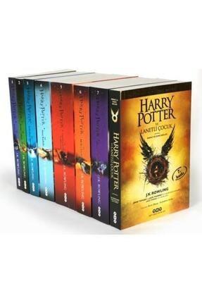 Yapı Kredi Yayınları Harry Potter 8 Kitap Seti-j.k Rowling