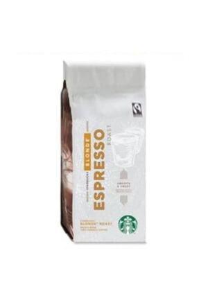 Starbucks Espresso Blonde Roast Çekirdek Kahve 250 gr
