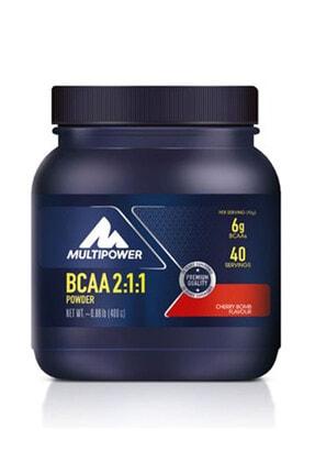 Multipower Bcaa Powder 400 G Saamul021089