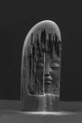 Atika Buda Tütsülük Dekoratif Brülör Ortam Kokusu