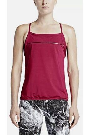 Nike Gym Strappy 2-in-1 Tank Top Büstiyerli Kadın Atlet 682893-607