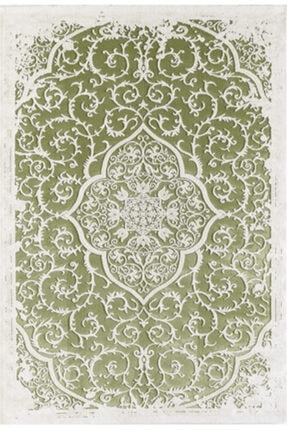Pierre Cardin Halı Yeşil Optimiste Halı E204c 160x230