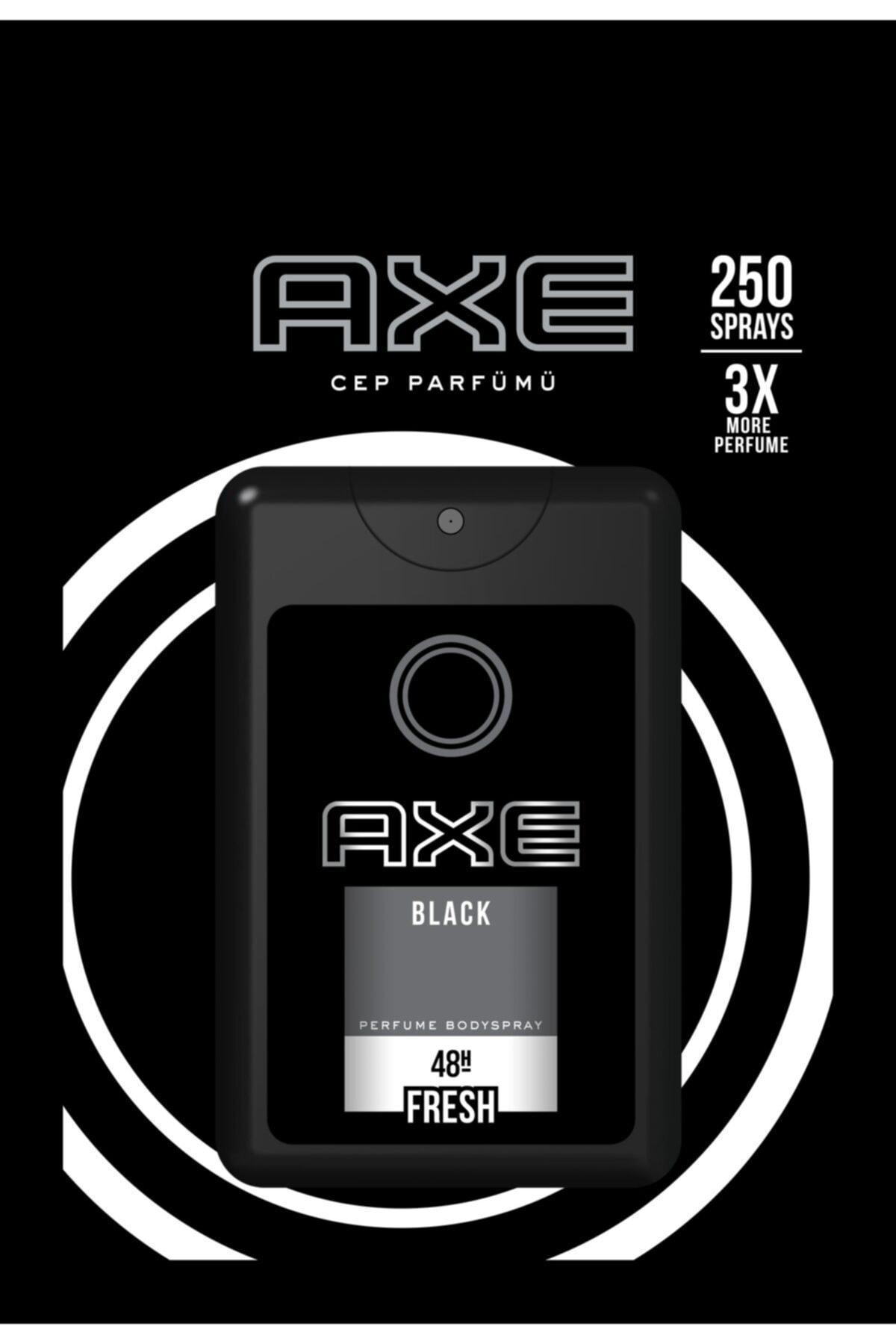 Axe Cep Parfumu Black 17 ml 1
