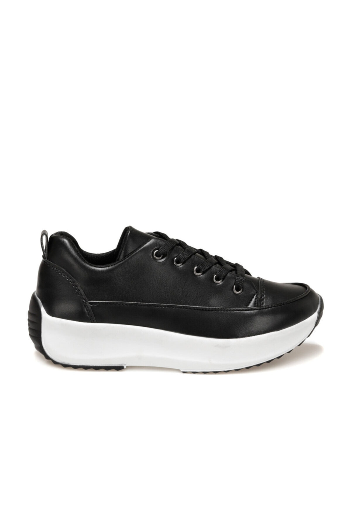 Butigo MARCEL Siyah Kadın Havuz Taban Sneaker 101016290 1