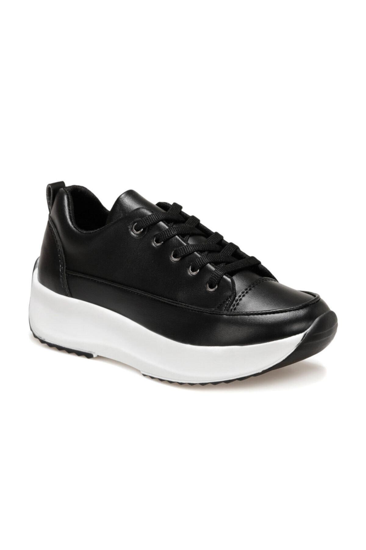 Butigo MARCEL Siyah Kadın Havuz Taban Sneaker 101016290 2