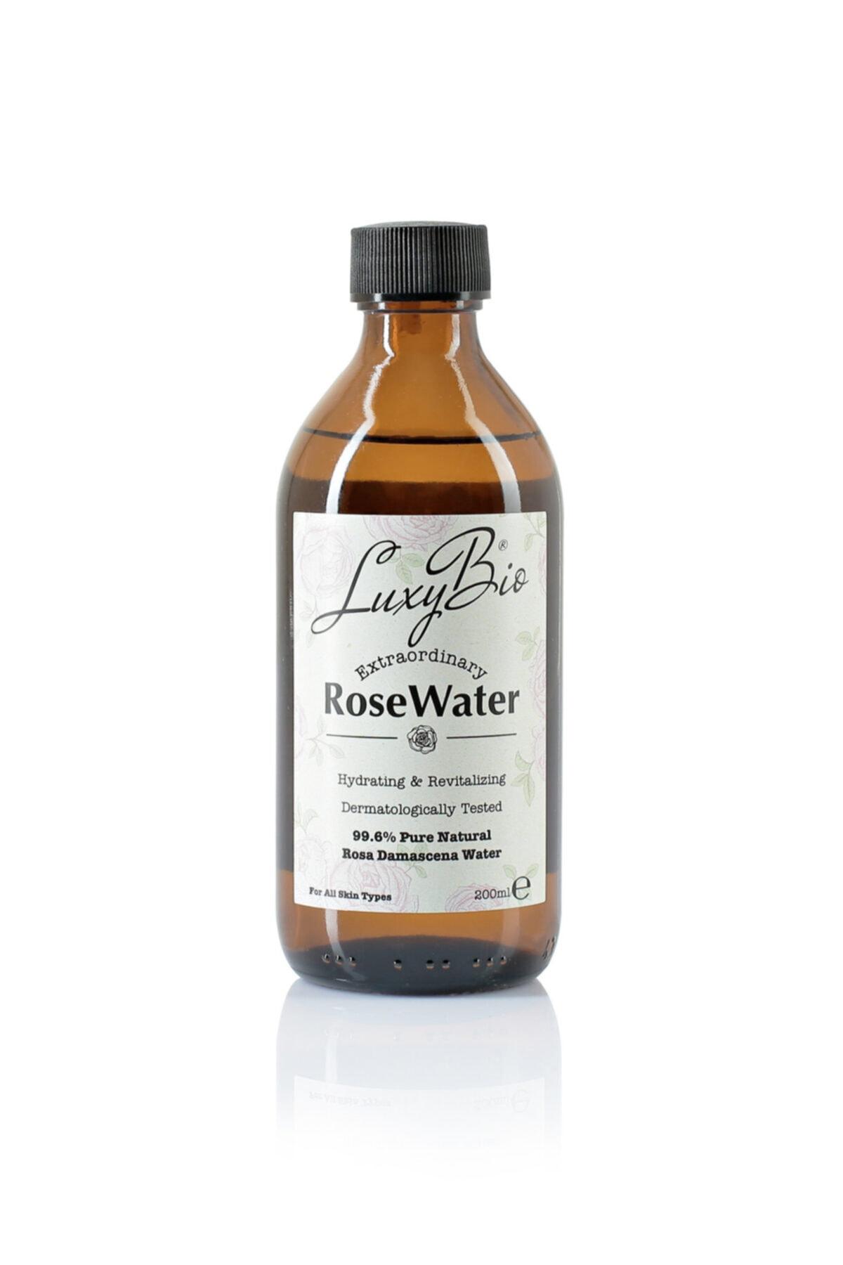 Luxy Bio Gül Suyu 200 ml, Luxybio Extraordinary Rose Water 1