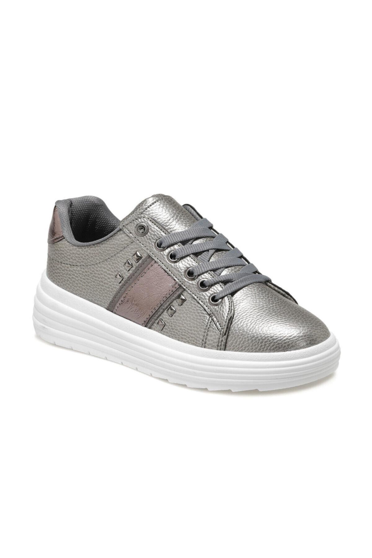 Butigo DONNA Antrasit Kadın Havuz Taban Sneaker 101029786 2
