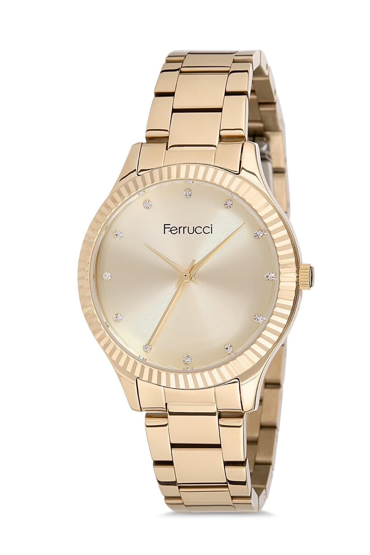 Ferrucci Fc13269m.02 Kadın Kol Saati 1