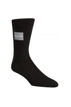Calvin Klein Erkek Siyah Çorap